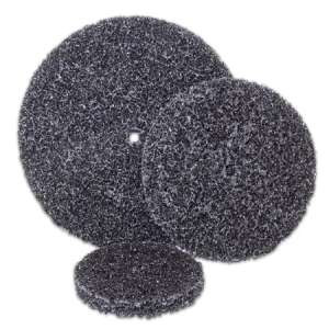 """HIGH PERFORMANCE by Flexovit H0815 8""""x5/8""""x1/2"""" Extra Coarse Black Clean and Strip Disc"""