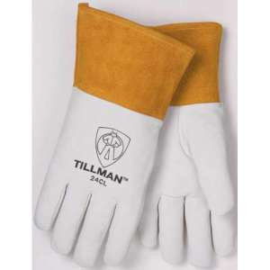 24C Super Premium Kidskin TIG Gloves 24CS-Small