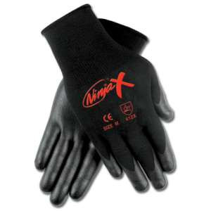 Ninja X Bi-Polymer Coated Cut-Resistant Gloves N9674-S