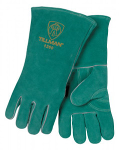 Tillman 1260 Fully lined Premium Side Split Cowhide Welding Gloves