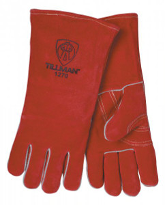Tillman 1270 Fully Lined Premium Side Split Cowhide Welding Gloves