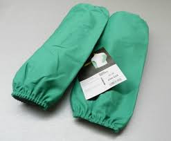 "TruGuard™ 200 18"" FR Cotton Sleeves, Green"