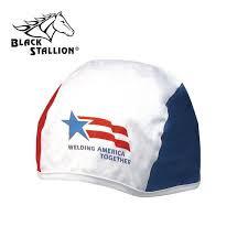 Patriotic Cotton Beanie