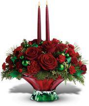 Joyful Christmas Centerpiece