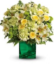 Emerald Elegance Bouquet