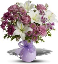 Precious in Purple