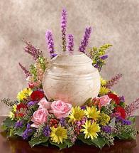 Memory Garden™ Sympathy Table Wreath