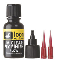 LOON UV CLEAR FLY FINISH FLOW 1/2 OZ