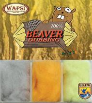 Wapsi Beaver Dubbing (Dispenser)