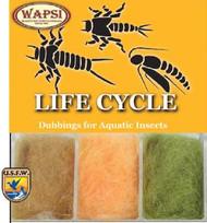 Wapsi Life Cycle Dubbing (Dispenser)