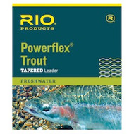 RIO Powerflex Trout Leader (Single Pack)