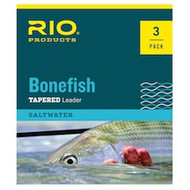 RIO Bonefish Leaders (3-Pack)