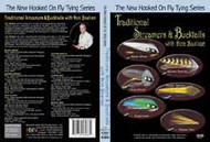 [DVD] New Hooked on Fly Tying Series: Traditional Streamers & Bucktails