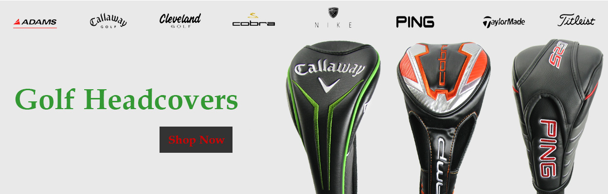 Headcovers and Clubs