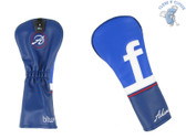Adams 2015 Blue Fairway wood Headcover