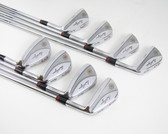 Ben Hogan Justin Leonard 1997 British Open Champion Apex iron set