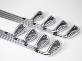 TOUR ISSUE TaylorMade r9 TP iron set 3-PW