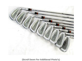 Ben Hogan Edge Forged Iron Set 2-PW w/ Steel Stiff Flex