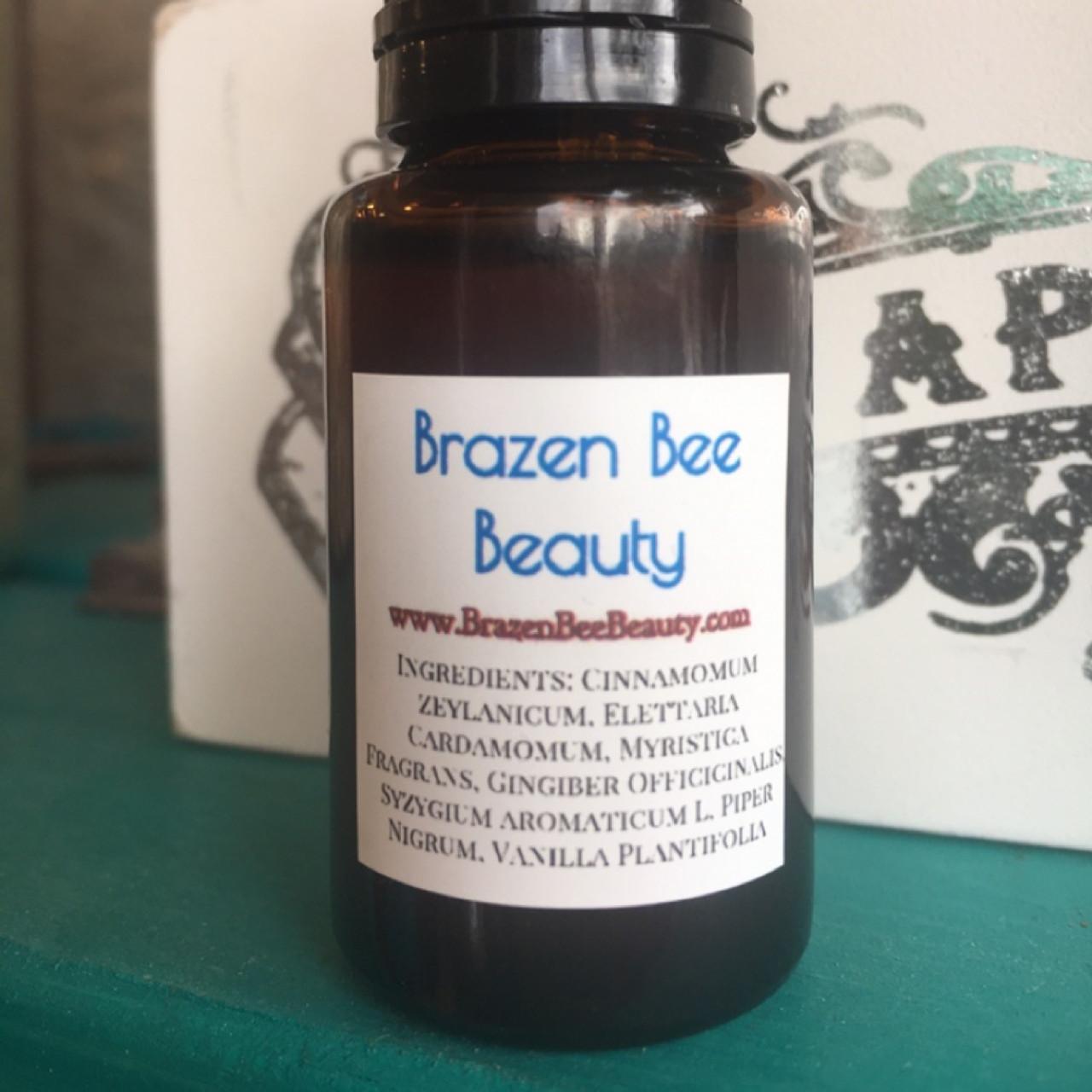 Chai Tea Essential Oil Blend Ingrediens