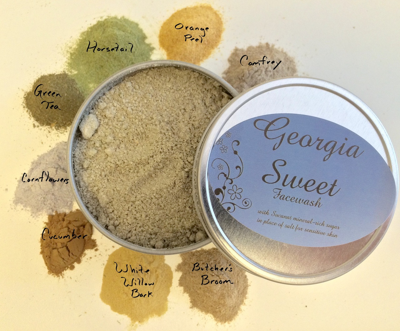 Georgia Sweet | FACE WASH