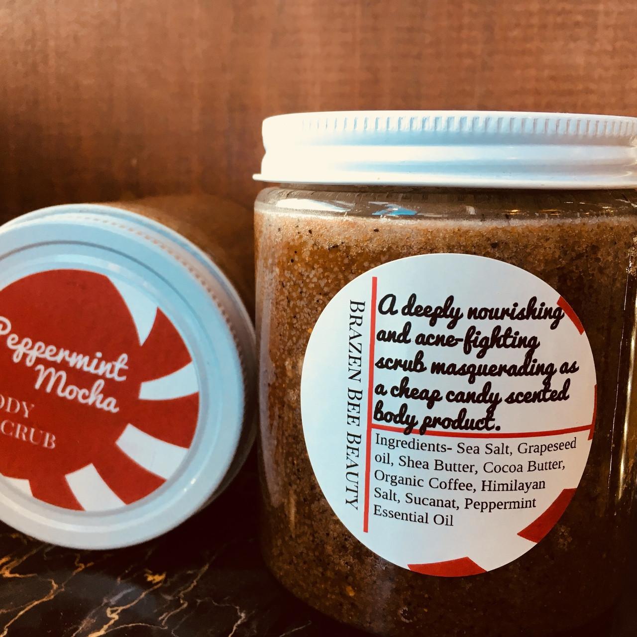 Peppermint Mocha | BODY SCRUB