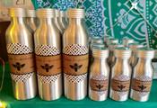 The new Melee bottles. So fine, so fine!