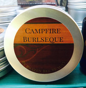 NEW label on this smoky argan and shea lotion of the night!