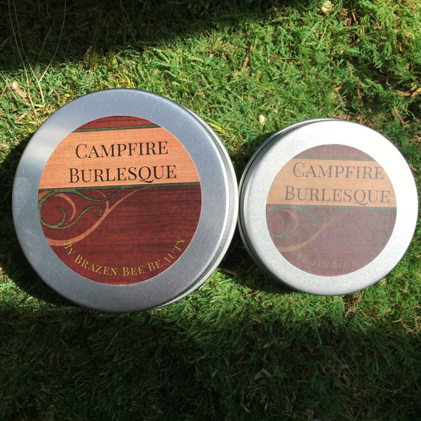 Campfire Burlesque Lotion: Whipped Argan
