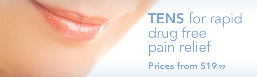 TENS units from $19.99