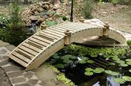12' High-Rise Walkway Garden Bridge