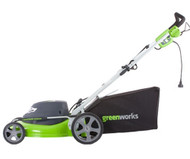 "20"" 12A 3-in-1 Electric Mower"