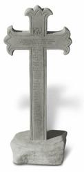 """23rd Psalm Cross Obelisk (25""""H)"""