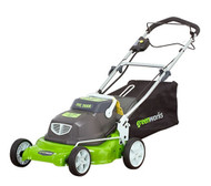 "24V 18"" 2-in-1 Battery Self-Propelled Mower"