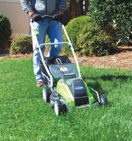 "40V Li-Ion 19"" 3-in-1 Push Mower"