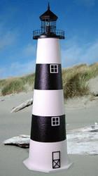 Bodie E-Line Stucco Lighthouse (3')