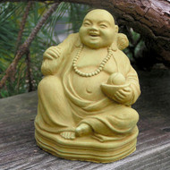 "Buddha of Good Fortune 5""H"
