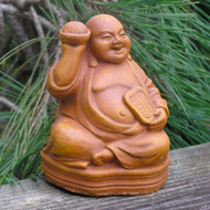 "Buddha of Joy and Abundance 5""H"