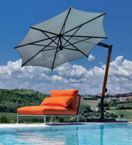 C02/340 Cantilever Patio Umbrella