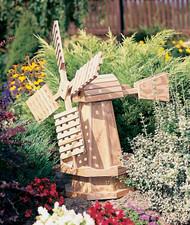 Dutch Garden Windmill