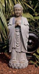 "The Bodh Gaya Buddha Statue (30""H)"