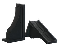 Fairfield/Cape Cod Decorative Window Box Brackets (2Pk)