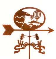 Hot Air Balloons Weathervane