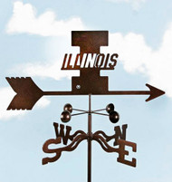 Illinois Weathervane