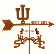 Indiana University Weathervane