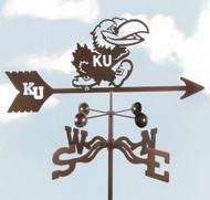 Kansas Jayhawks Weathervane