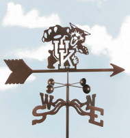 Kentucky Wildcats Weathervane