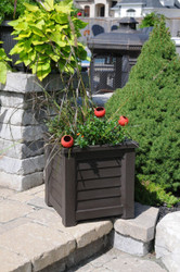 "Lakeland Square Patio Planter 16"" x 16"""