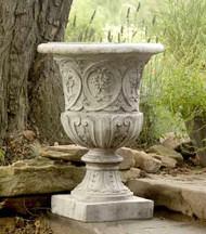 """Lippie Garden Urn 25""""H"""