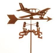 Lo-Wing Aiplane Weathervane