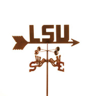 LSU Weathervane
